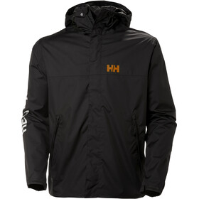 Helly Hansen Ervik Jacket Herre Ebony